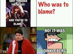 No...it was Megan hahaha only on Drake and Josh