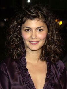 Audrey Tautou - hair icon