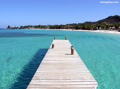 Roatan (Went here on my honeymoon, and yes the water is really that blue)