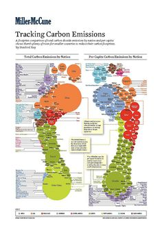Tracking Climate Change: Comparing Total and Per Capita CO2 Emissions