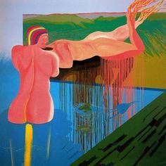 Los Borrachos (1980). Carlos Alcolea