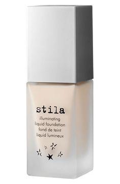 Women's stila illuminating liquid foundation
