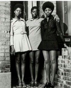 Brixton, London 1971