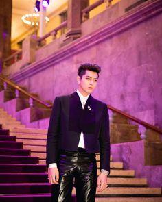 Wu Yi Fan, Kris Wu, Chinese Dragon, Global Brands, Cute Anime Guys, Chanbaek, Brand Ambassador, Future Husband, My Idol