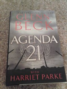 One of my favorite Christmas presents this year -- a signed copy of Glenn Beck's book!
