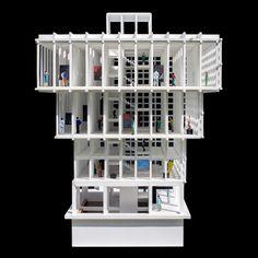 Pezo von Ellrichshausen presenta diseño del Museo LAMP en Concepción,Maqueta. Image Cortesía de Pezo Von Ellrichshausen