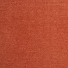 Turkish Persimmon Polyester Blended Chenille