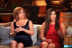 """Caroline Manzo, Jacqueline Laurita """"YOU ruined your family. NOT me"""""""