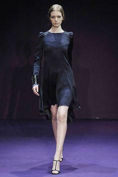 Andrew Gn Fall 2008 Ready-to-Wear Fashion Show - Georgina Stojilkovic