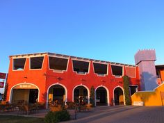 Villaggio Turistico Borgo San Basilio: le strutture | Affitti Borgo San Basilio