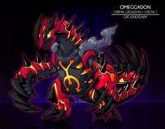 If you have seen an Old Fusemonz I have done before, which show Fusemons in it, I have trying to evolve them now. There will be 3 Pokemon fusion which are combinat. Pokemon Mix, Pokemon Fake, Pokemon Fusion Art, Mega Pokemon, Pokemon Fan Art, Tyrantrum Pokemon, Pokemon Breeds, Cool Pokemon Cards, Pokemon Pictures