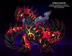 "PREDANIGHT [GARCHOMP+TYRANITAR+CHARIZARD] -Dragon/Dark -The Predator Pokemon -Ability:Pure Power -Sig. Move:Dragon Blade""The user gather its energy for one turn, the next turn it ..."