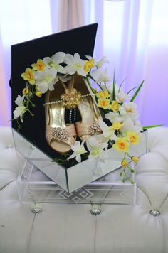 Hantaran - wedding shoes