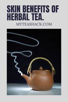 Herbal Tea Benefits, Green Tea Benefits, Herbal Teas, Best Tea Brands, Rose Tea, In Cosmetics, Tea Blends, Drinking Tea, Healthy Skin