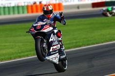 La moto oficial de Héctor Barbéra estará en Casino Cirsa Valencia - http://www.valenciablog.com/la-moto-oficial-de-hector-barbera-estara-en-casino-cirsa-valencia/