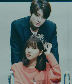 EUNKOOK BANGCHIN ♡ Gfriend And Bts, Ailee, Korean Couple, Bts Quotes, G Friend, My Youth, Kpop Aesthetic, Foto Bts, Taehyung