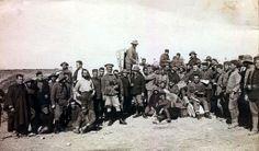 1921 uno de cada tres soldados de reemplazo de España se encontraba en zona de guerra