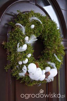 Christmas Wreaths, Holiday Decor, Home Decor, Easter Activities, Handarbeit, Decoration Home, Room Decor, Home Interior Design, Home Decoration