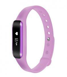 Original C6B Smart Bracelet IP65 Waterproof Bluetooth4.0 Heart Rate Monitor Sleep Monitor Calories Wristband for iOS Android
