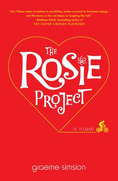 Audiobook Review: The Rosie Project / Literary Hoarders