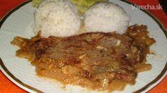Krkovička na horčici (fotorecept) - Recept Ale, Pork, Meat, Kitchens, Cooking, Kale Stir Fry, Ale Beer, Pork Chops, Ales
