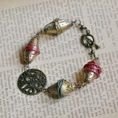 Bracelet fimo style vintage