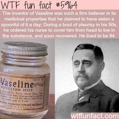 I too believe in the magical healing properties of vaseline