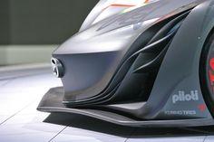 Mazda concept car: Furai