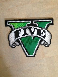 GTA V Logo by JSPerlers on DeviantArt