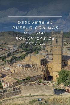 Santa Maria, Art Roman, San Martin, Aragon, Iglesias, Spain, Movies, Movie Posters, Temples