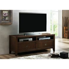 New Jersey Media Console by Wholesale Interiors - RT169F-OCC