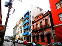 Calle Alfaro. Foto de R. Arteaga. Tampico Hermoso.