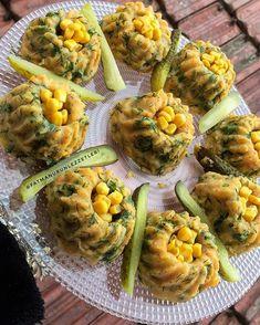 Esselamun aleyküm canımlaarr ❣️Patates are your favorite … Kitchen Decor - Home creative ideas Turkish Recipes, Ethnic Recipes, Iranian Cuisine, Food Art, Salad Recipes, Kitchen Decor, Brunch, Food And Drink, Appetizers