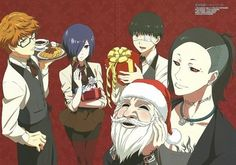 A Tokyo Ghoul Christmas