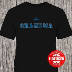 Buffalo Bulls   Patterned Grandma