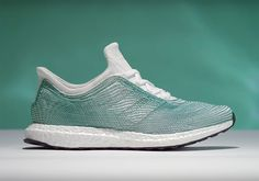 3b64aa4b98c See How The adidas Shoe Made Of Parley Ocean Plastic Is Made
