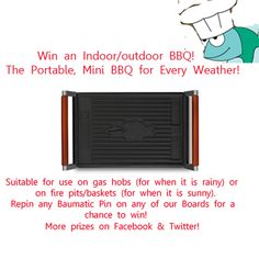 Repin any Baumatic pin on these Boards & be in with the chance of winning an Indoor/Outdoor BBQ! The winner will be announced next week! Indoor Outdoor, Competition, Bbq, New Homes, Boards, Weather, Reading, Sweet, Products
