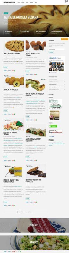 Begin Vegan Begun || http://beginveganbegun.es/ || Blog de recetas veganas en castellano || Blog asturiano de recetas veganas sencillas para toda ocasión y muy bien ilustradas. ¡Recomendado!