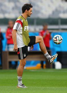 Mats Hummels Photos - Germany Training Session - Zimbio