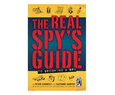 Becoming a Spy. Very cool website as well. Lots of neat stuff!
