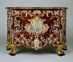 PAINTED COMMODE~ Pietro Piffetti (1700 - 1777).