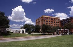 Dealey Plaza-Dallas, Tx-a significant part of Dallas history-site of the assassination of President John F. Kennedy