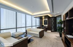 Chestertons designed by Cambridge Consultancy Dubai (CEO office)