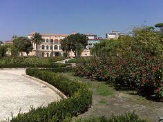 Il Parco di Villa Vannucchi!!! (San Giorgio a Cremano - Napoli)