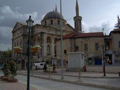 Kilise Ve Cami -gaziantep