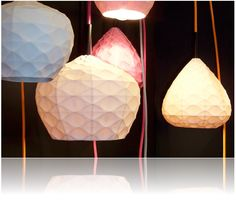 the mod collection ceramic pendant lights