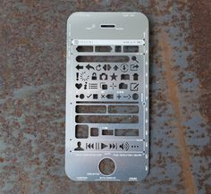 iPhone stencil pad at $26.95 makes perfectly scaled iOS design elements for your wireframe.
