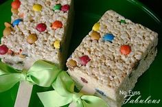 Can't go wrong with a krispie treate!