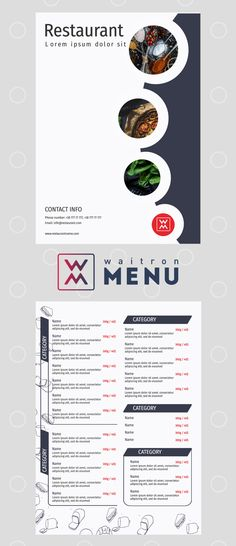 Menu template   Шаблон меню Menu Online, Restaurant Menu Design, Lunch Menu, Web Browser, Lorem Ipsum, Design Ideas, Social Media, Social Networks, Social Media Tips