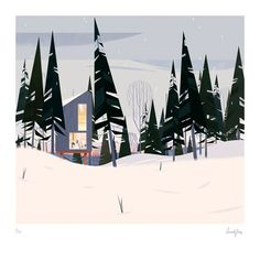 Image of alpin cabin character illustration, graphic illustration, artist gallery, ornaments design, Bg Design, Graphic Design Art, Environment Concept Art, Environment Design, Character Illustration, Graphic Illustration, Doodle Drawing, Ornaments Design, You Draw